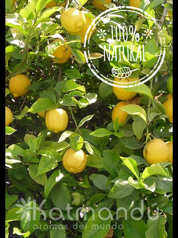 Aceite Esencial Limón 5 ml.