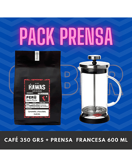 PACK PRENSA 600 ML
