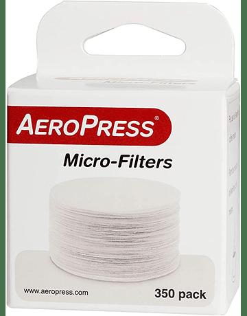 Aeropress micro-filters 350 pack