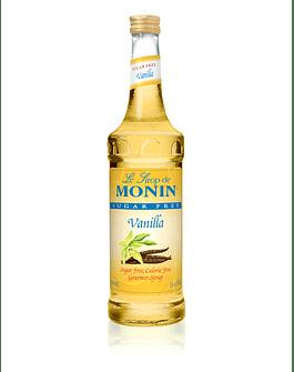Saborizante Vainilla Sin Azucar Monin 750 ml