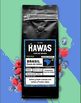 Café Brasil Poços de Caldas Natural