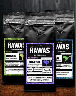 Pack Café Do Brasil (3 x 250 gr)