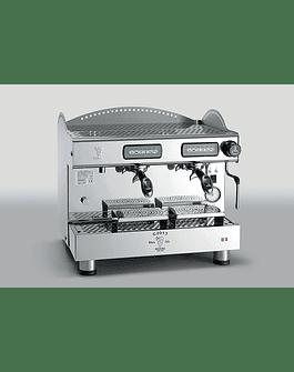 Cafetera Profesional Compacta Programable 2 Grupos