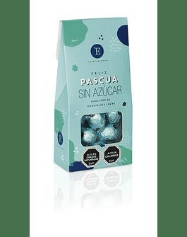 Bolsa Huevitos Mini de Chocolate Sin Azúcar 75 gr