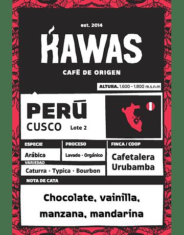 Café Perú Cusco Orgánico 85