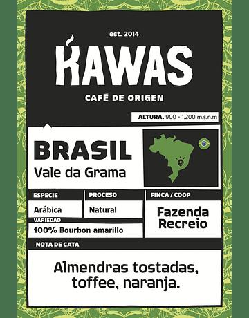 Café Brasil Fazenda Recreio