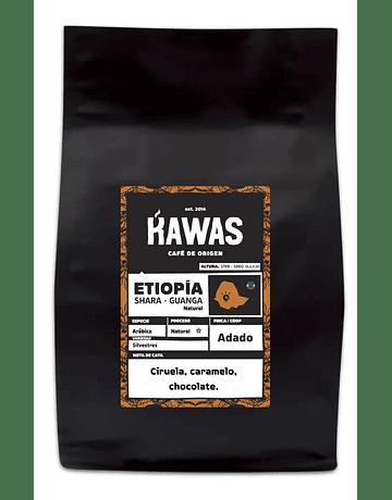 Café Etiopía Adado Natural