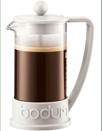 Prensa Bodum Brazil 350ml (3 tazas) - Blanca