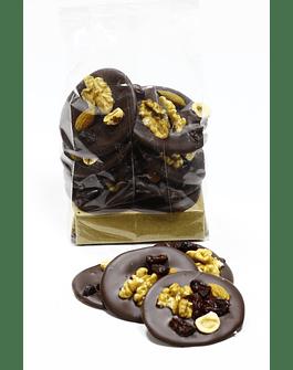 Moneda de Chocolate Bitter 130 gr