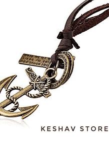 Collar Navegante Silver