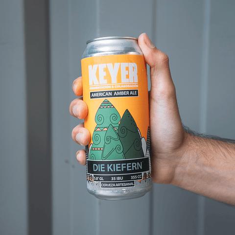 Die Kiefern - American Amber Ale [473cc]