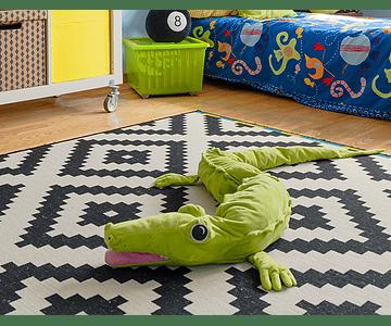 Enormous Crocodile Soft Toy