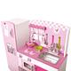 Cocina de madera Pink Heart