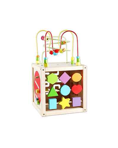 Cubo didáctico Move