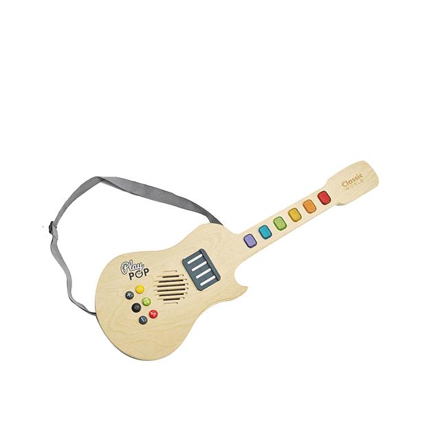 Mi primera Guitarra