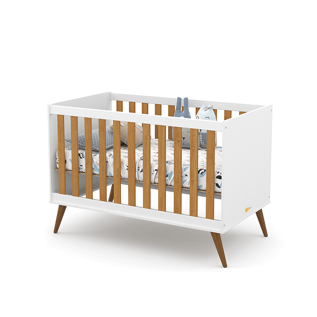 Cuna Gold Blanca Eco Wood