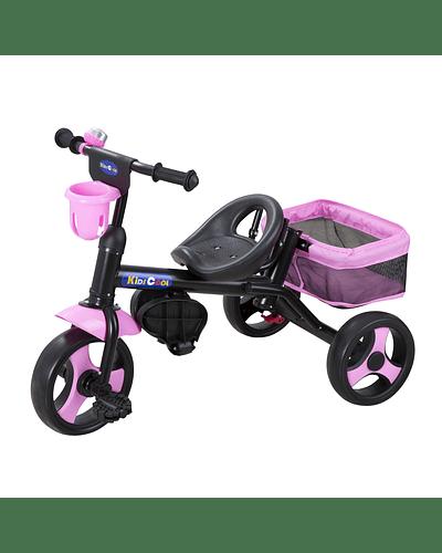 Triciclo 4 en 1 Rosado