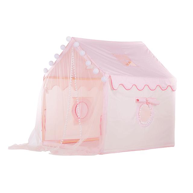 Tent House Princess Con Luces Led