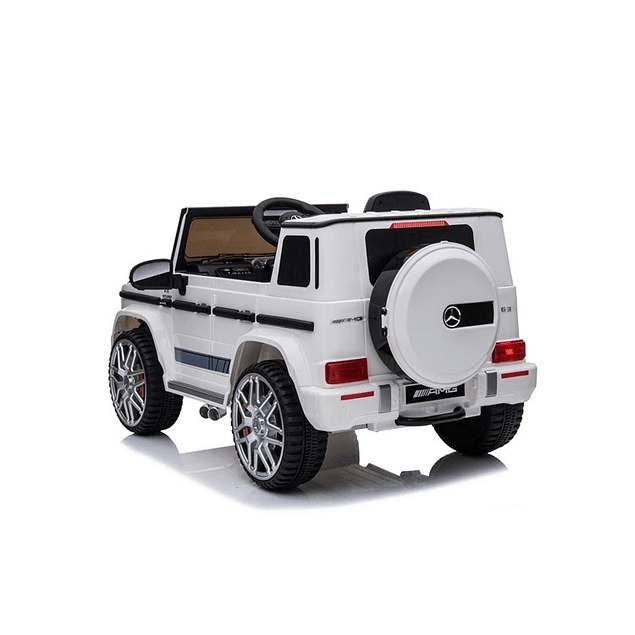 Jeep Mercedes G63 Blanco