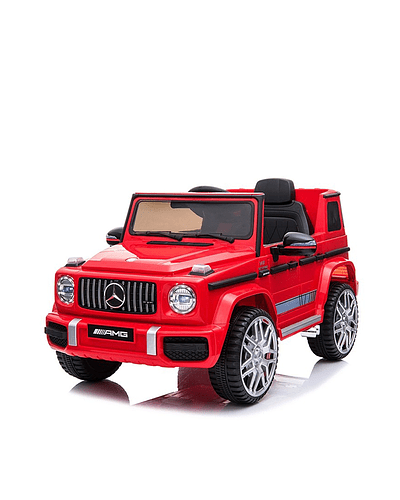 Jeep Mercedes G63 Rojo
