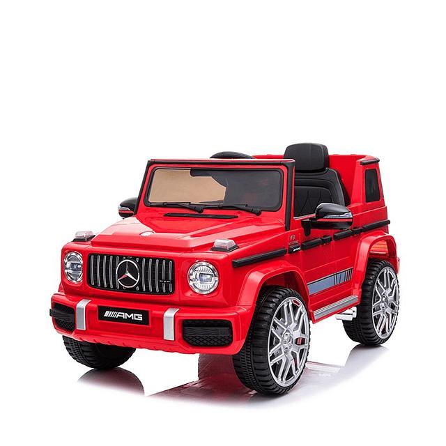 Jeep Mercedes G63 Rojo