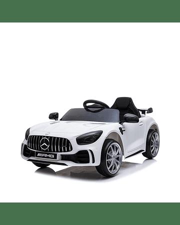 Auto Mercedes Gt Blanco 12V