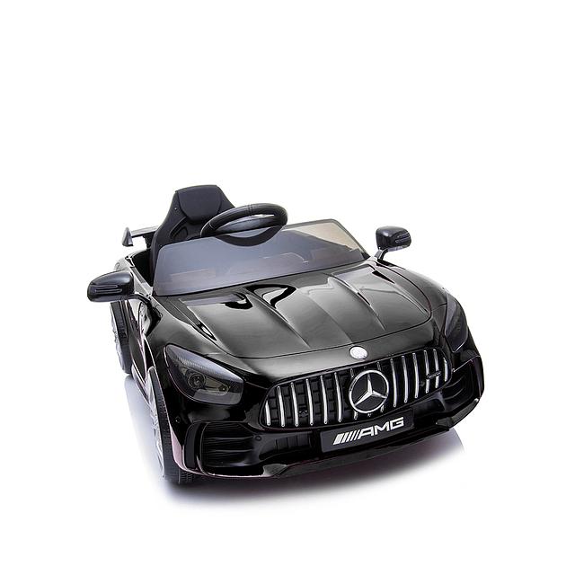 Auto Mercedes Gt Negro 12V
