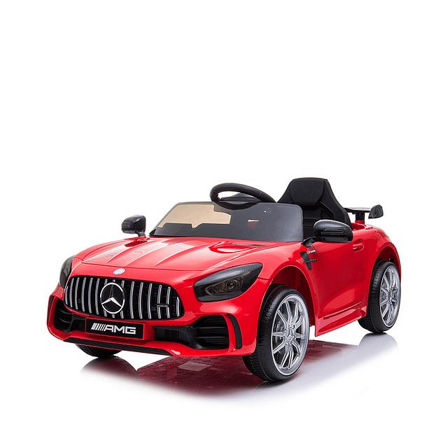 Auto Mercedes Gt Rojo 12V