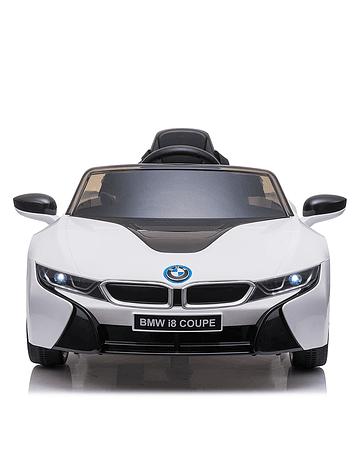 Auto Deportivo Bmw I8 Blanco