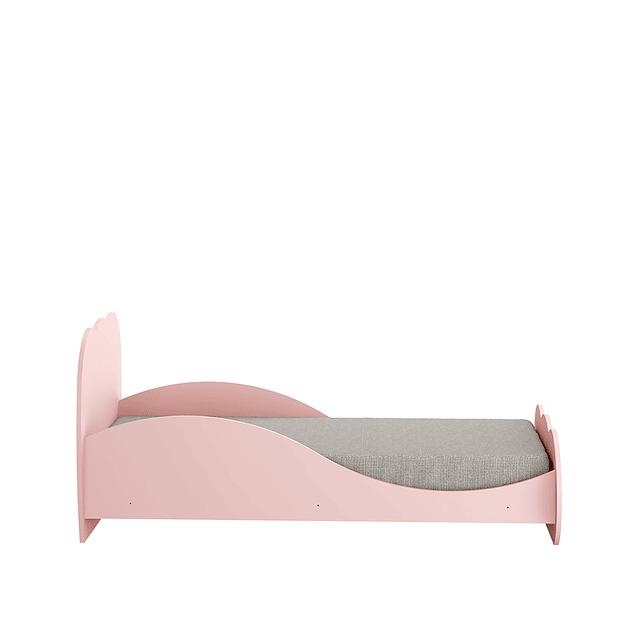 Mini Cama Cloud Rosado