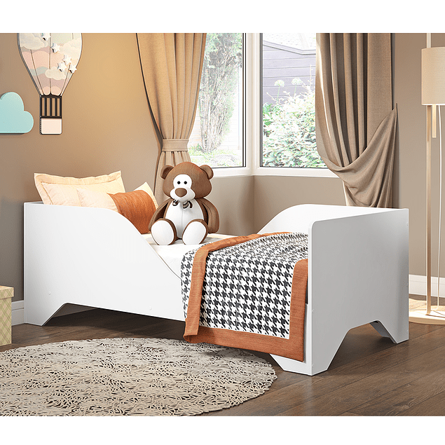 Mini Cama Dreams Blanco