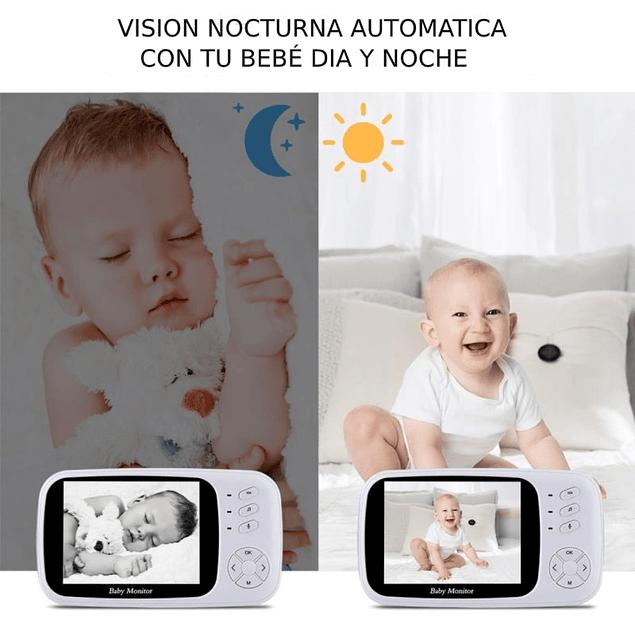 Baby Monitor 3.5 pulgadas