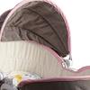 Silla mecedora Baby Rocking Rosada