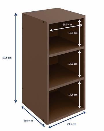 Estante Vertical 1007 Mov Oxid