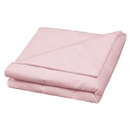 Cobertor Liso 145 X 100 Cm Rosado