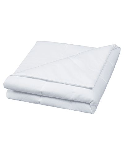 Cobertor Liso 145 X 100 Cm Branco