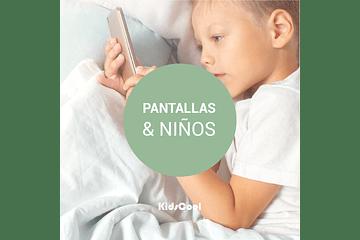 Pantallas y niños ¿sabes cuánto los afecta realmente?