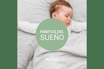 Hábitos de sueño de tus hijos
