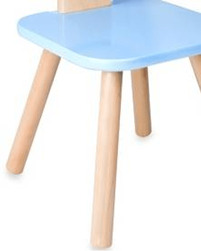 Silla madera Osito