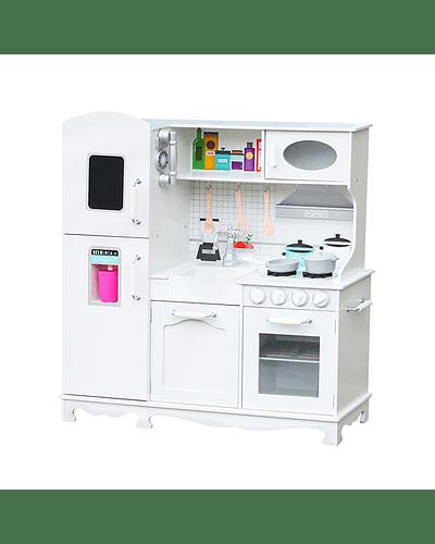 Full Kitchen Blanca C/Accesorios