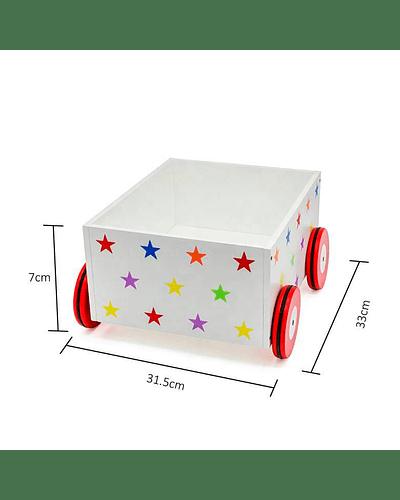 Caja De Juguetes Pull