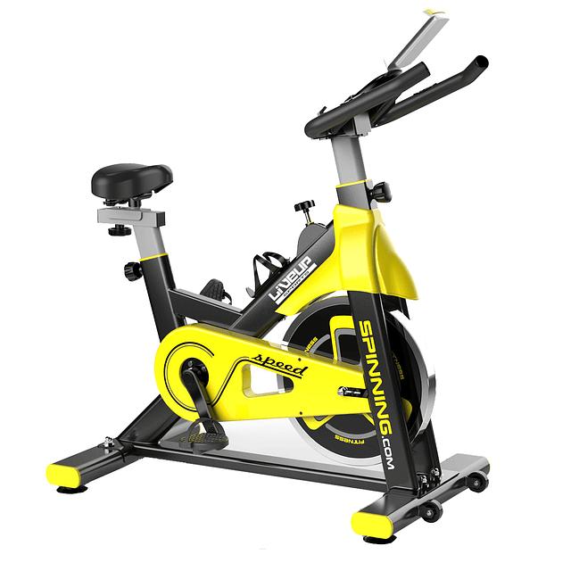 Spinning Intensity Yellow 6 Kg