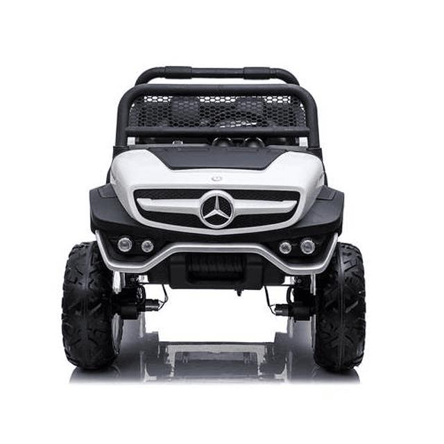 Buggy Unimog Mercedes Blanco