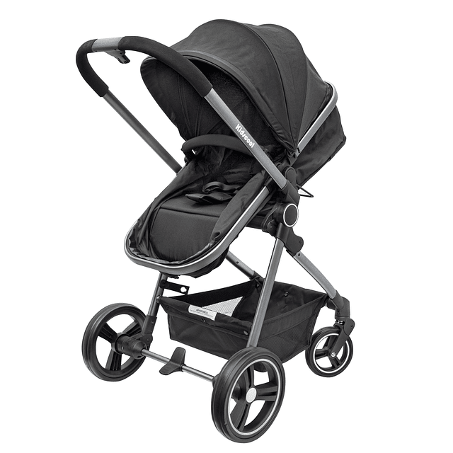 Coche Compact Travel System Negro