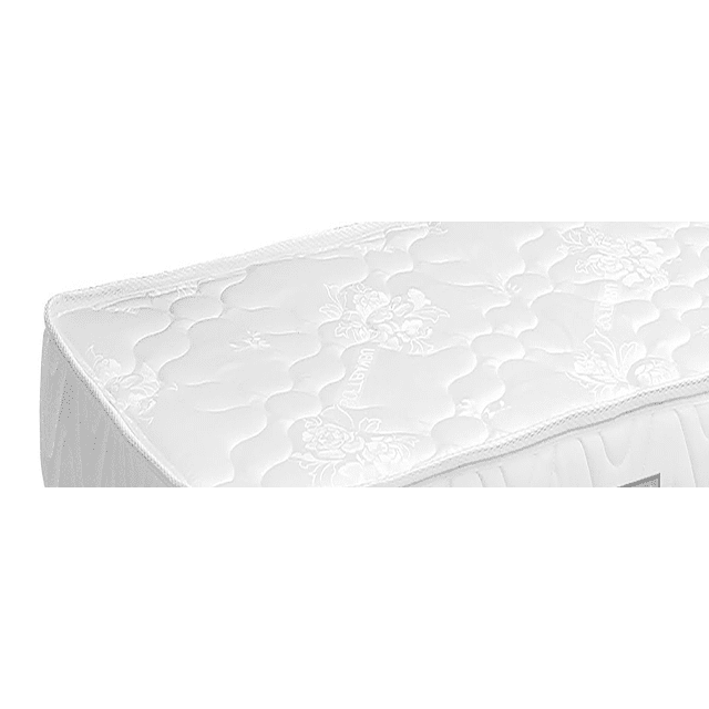 Colchón 130X60X10 Blanco Kidscool