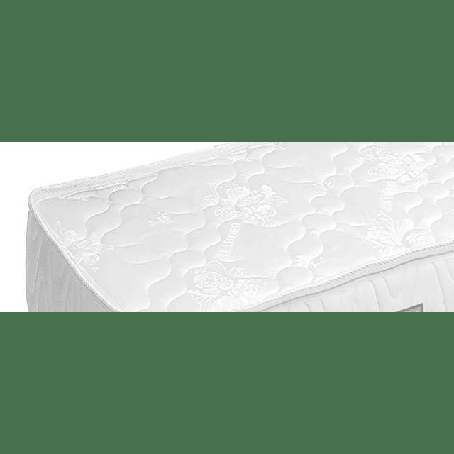 Colchón 150x70x10 Blanco Kidscool