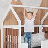 Cuna Sognare Montessori Blanca/Miel