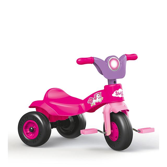 Triciclo Unicornio A Pedales