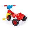 Triciclo Pedales City Rojo