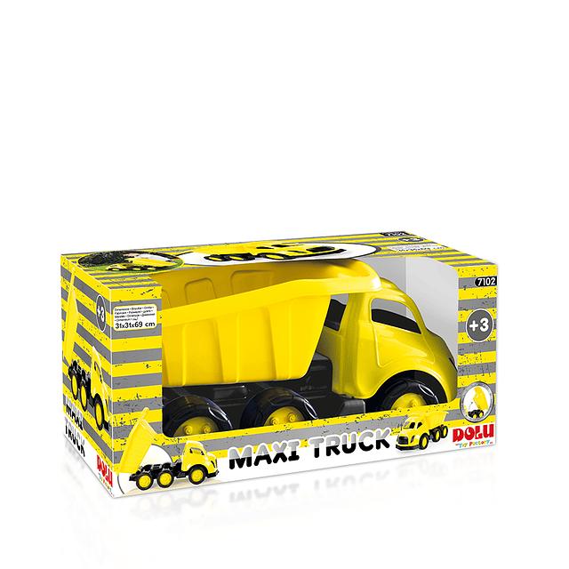 Camion Juguete Maxi Truck